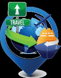 Travel Icon - Luxuria Tours & Events