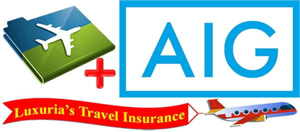 Travel Insurance Logo - Luxuria Tours & Events