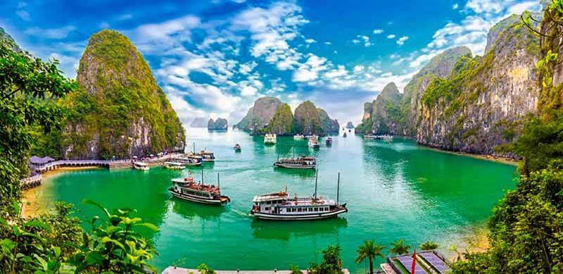 Vietnam-Luxuria Tours & Events