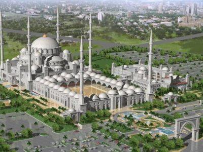 Zayed Mosque, Fujairah- Luxuria Tours & Events