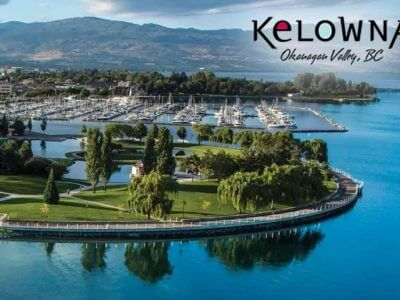 kelowna, Canada - Luxuria Tours & Events