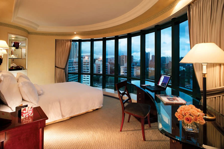 Hotel Room - Luxuria Tours & Events
