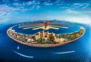 Dubai Palm Island - Luxuria Tours & Events