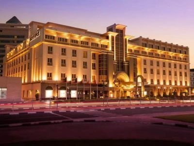 Movenpick Hotel & Apartments Bur Dubai