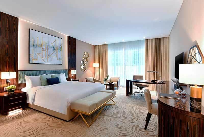 Sofitel Dubai, Wafi City - Room - Luxuria Tours & Events