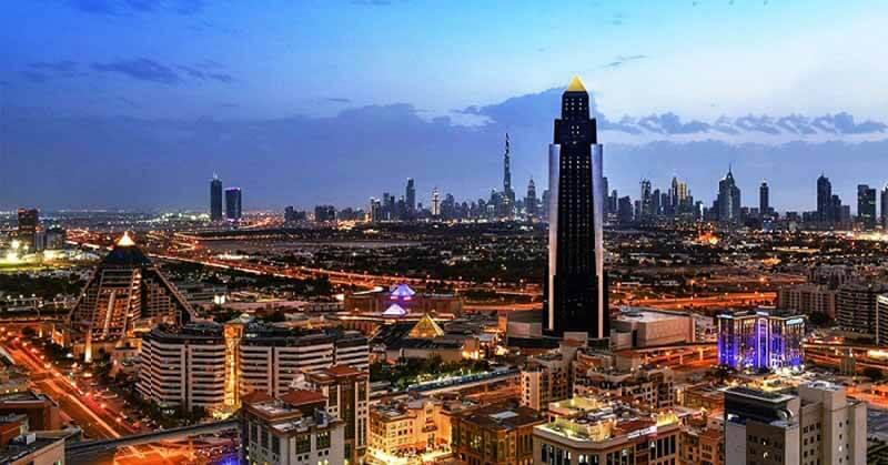Sofitel Dubai Wafi - Luxuria Tours & Events
