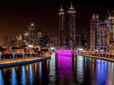 Dubai Canal - Luxuria Tours Events