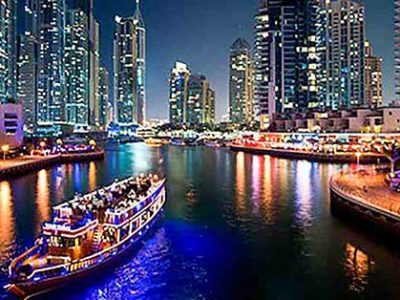 Marina Dhow Cruise - Luxuria Tours & Events