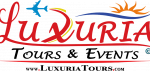 ‏‏Luxuria Tours & Events Logo