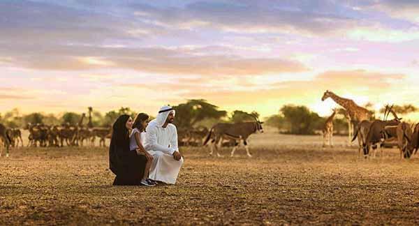 Desert Islands - Nature walk - Luxuria Tours & Events