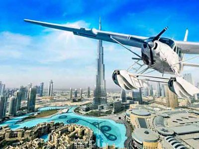 Seaplane Dubai - Luxuria Tours & Events