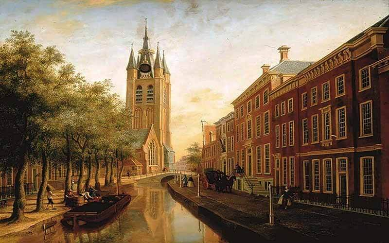 History, Amsterdam - Luxuria Tours & Events