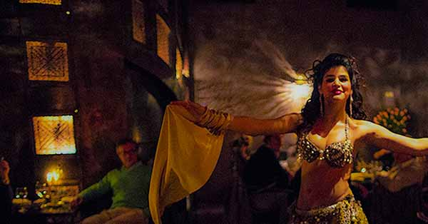 Arabic Night Dinner with Belly Dancer - Luxuria Tours & Events