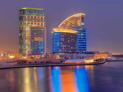 Crown Plaza Dubai Festival City