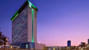 Holiday Inn Festival City - Luxuria Tours & Events