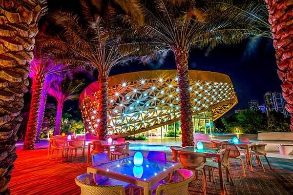Noor Island Café - Luxuria Tours & Events