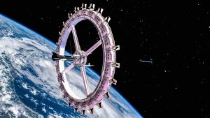 Space Hotel Voyager Station - Luxuria Tours & Events