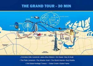 30 Mins Tour - Luxuria Tours & Events