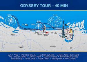 40 Mins Tour - - Luxuria Tours & Events